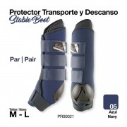 Protector Transporte y Descanso Azul zaldi
