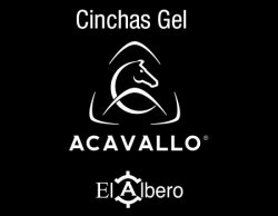 Cinchas Gel Acavallo