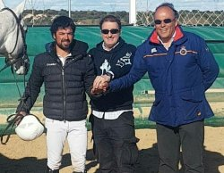 Patrocinio Selección Española de Horseball