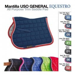 Mantilla Uso General Equestro
