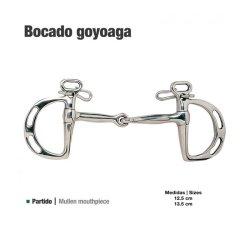 Bocado Goyoaga Partido con Pasadores 211011-1 zaldi