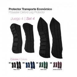 Protectores Transporte Económico zaldi negro el albero