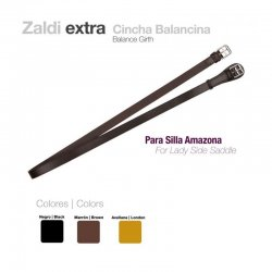 Cincha Balancina para Silla Amazona zaldi el albero