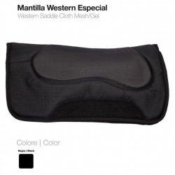 Mantilla Western Especial zaldi