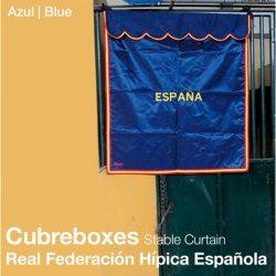 Cubre Boxes Rfhe Azul