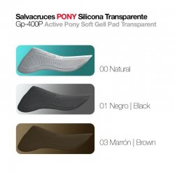 Salvacruces de Gel Pony zaldi acavallo