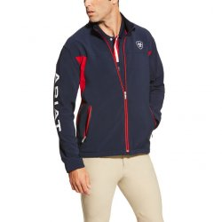 Chaqueta Ariat New Team Softshell Caballero