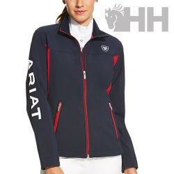 Chaqueta Ariat New Team Softshell Mujer