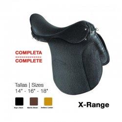 Silla Inglesa X-Range Equipo Completo
