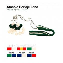 Atacola Borlaje de Lana zaldi