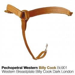 Pechopetral Western Billy Cook BC901 Zaldi
