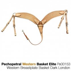 Pechopetral Western Basket Elite PE00153 Zaldi