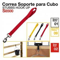 Correa Soprte para Cubo Stubbs S850 Rojo