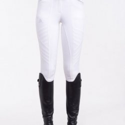 Pantalones Cavalliera de Concurso ROYAL SPORT Blanco