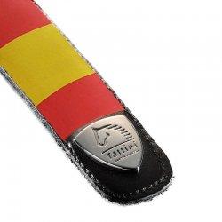 Tira de Cuero Desmontable Bandera de España