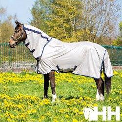 Manta Mio Antimoscas Pony Con Cubrecuello