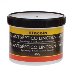Antiseptico Lincoln Gel Verde
