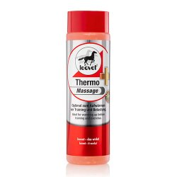 Gel Leovet Termoactivo Thermo Massage