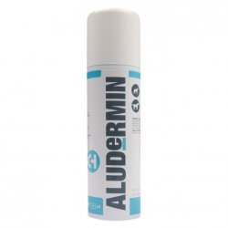 Desinfectante Polvo Aludermin Spray 200 ml
