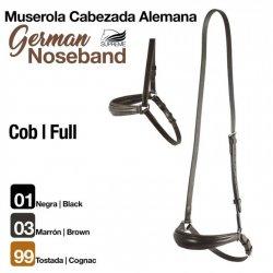 Muserola Cabezada Alemana BR00657