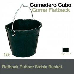 Comedero- Cubo de Goma Flatback Fiel-Kanguro Zaldi