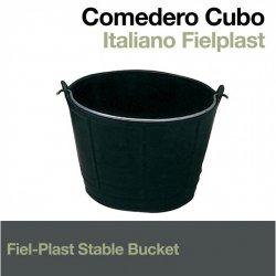Comedero Cubo Italiano Fielplast 10 Litros Zaldi