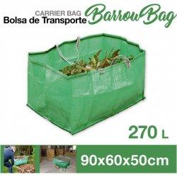 Bolsa de Transporte BarrowBag 90 x 60 x 50 cm 270 Litros Zaldi
