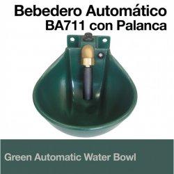 Bebedero Automático BA711 con Palanca Zaldi