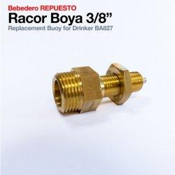 "Bebedero Repuesto Racor Boya 3/8"" BA827 Zaldi"