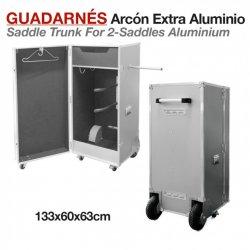 Arcón Guadarnés Extra Aluminio 133x60x63 Zaldi