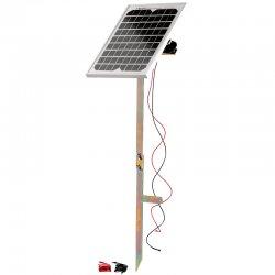 Panel Solar para Valla Eléctrica Daslo Gold