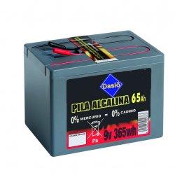 Bateria Daslo Alcalina 9V 365WH Marjoman