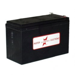 Bateria Recargable Llampec 12 Vol 72 AH para Pastor Eléctrico
