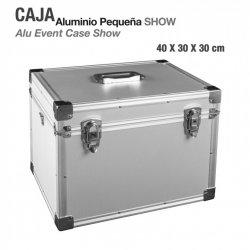 Caja de Aluminio Pequeña Showmaster 40x30x30 Zaldi