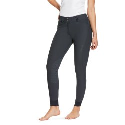 Pantalón Ariat Tri Factor Grip Knee Patch Mujer Ebony