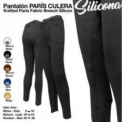 Pantalón París con Culera de Silicona Hombre