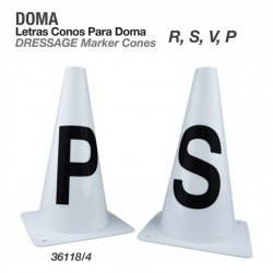 Letras Conos para Doma R,S,V,P