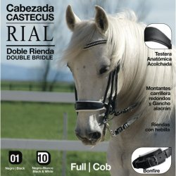 Cabezada Castecus Rial Doble Ref: 2101909