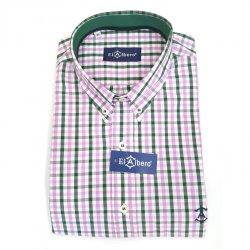 Camisa Cuadros Cro 588-11 S