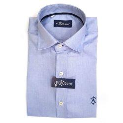 Camisa Vestir Cro. Celeste 508-7