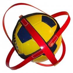 Pelota de Horse Ball para Entrenamiento Rojo 2