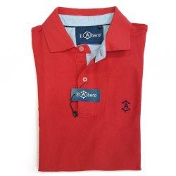 Polo Basico Rojo