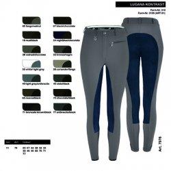 Pantalón Pikeur Señora Lugana-Kontrast