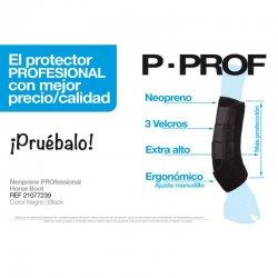 Protector Neopreno P-Prof Negro XS