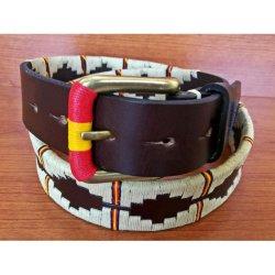 Cinturón Argentino Bordado Banda España