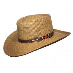 Sombrero Panama Cinta Gucci y Hierro