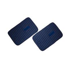 Protector-Paño Tricot 30x45 Azul Par