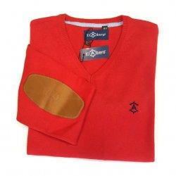 Jersey Pico Rojo con Coderas El Albero