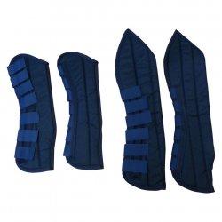 Protectores Transporte Económico (Juego de 4) Azul