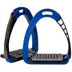 Estribos Acavallo Arena Alupro Alluminium Azul